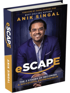 eScape Anik Singal free book