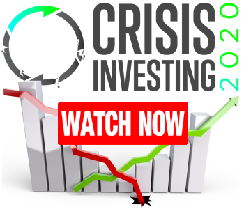 Investing and economic crisis watch now 2020