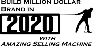build million dollar beand with amazing selling machine 2020