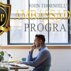Ambassador Program by John Thornhill