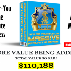 Taylor Your Future Massive Affiliate Blueprint 1.0 1245x700